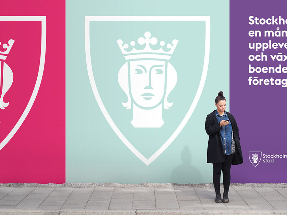 The medieval identity: Stockholm