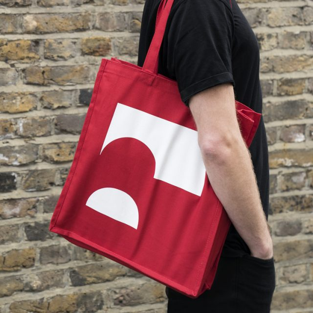 Place Press tote bag